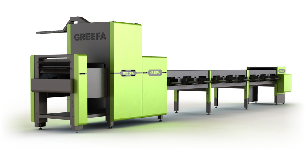 Greefa food processing machines